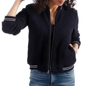 Lucky Brand | Anaelisa Sherpa Bomber Jacket